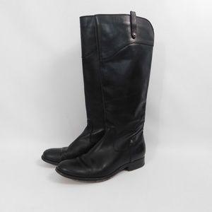 Frye Jayden black knee high boots 9.5 B